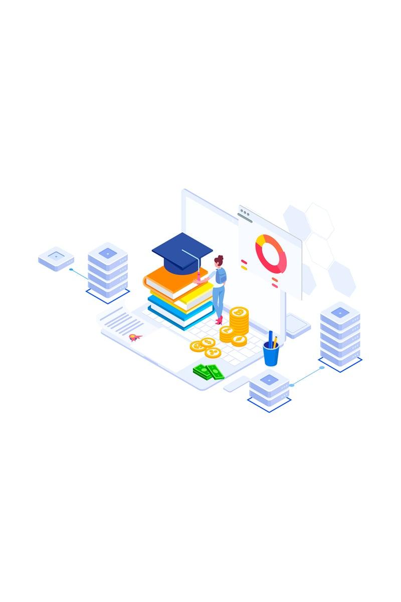 Fund higher education 4 Illustration #88912