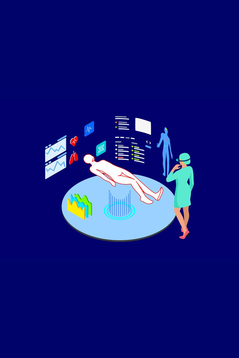 """Ilustración """"Human_s Body Surgery 3 10.40.59 AM"""" #88930"""