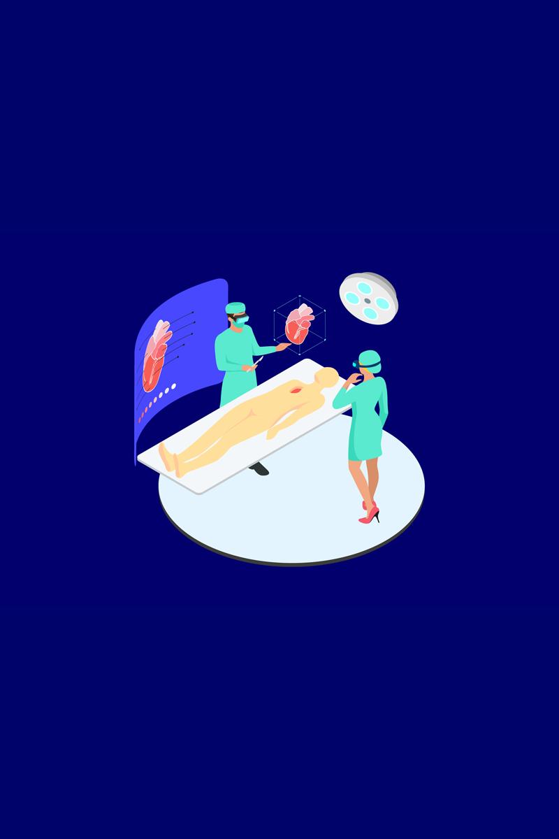 """Ilustración """"Human_s Body Surgery 4 10.40.59 AM"""" #88926"""