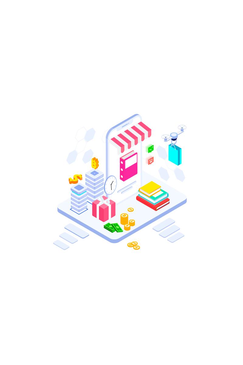 Ilustracja E-commerce 3 #88920