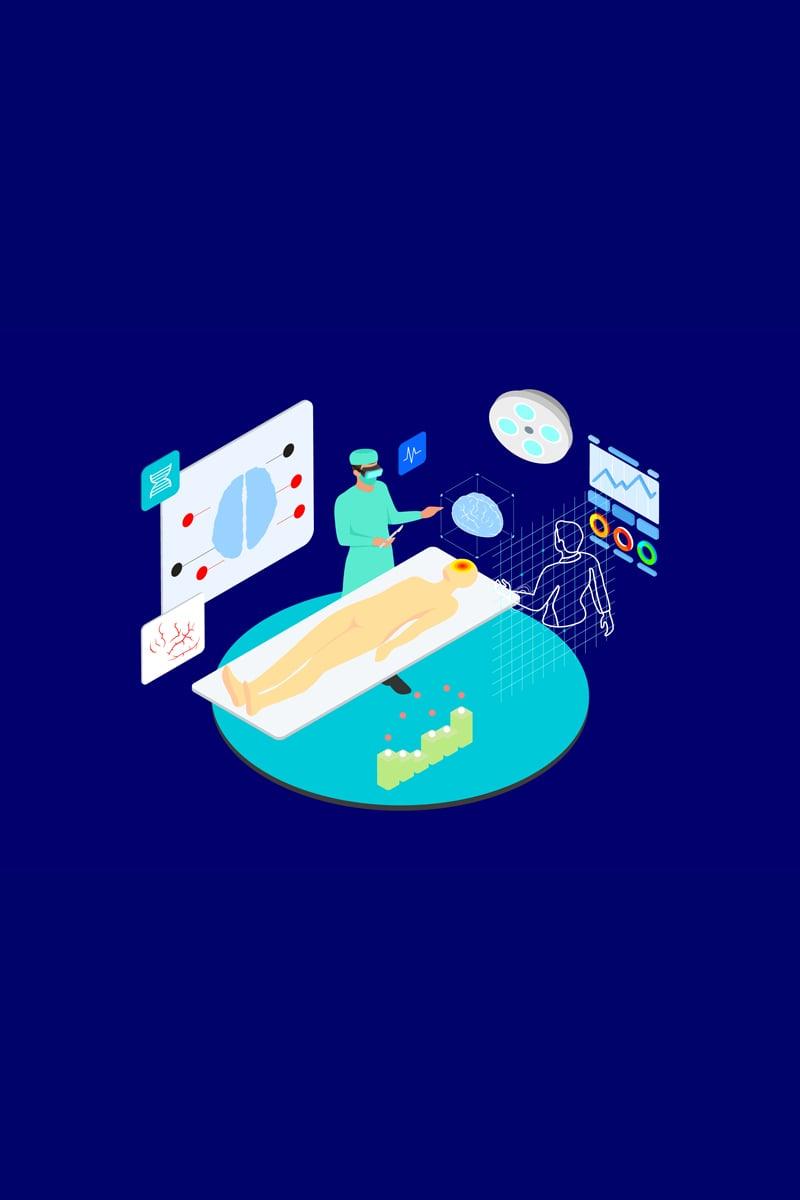 Interact With Virtual Doctors 2 Ilustração №88927