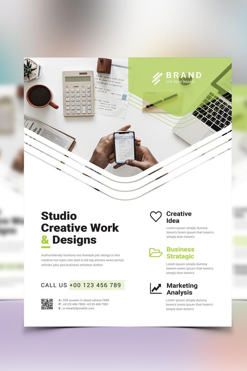 Brand - Best Creative Business Flyer Vol_ 16 Corporate Identity Template - screenshot