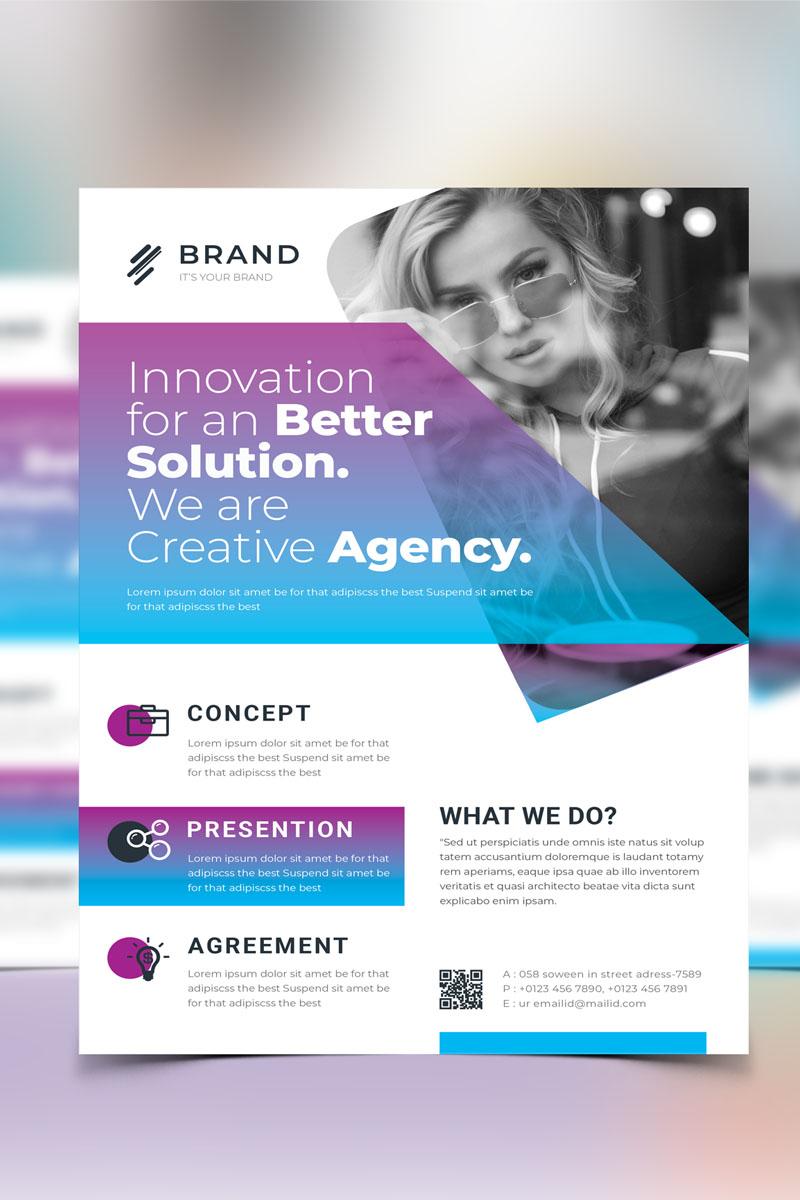 Brand - Creative Flyer Vol_14 Corporate Identity Template
