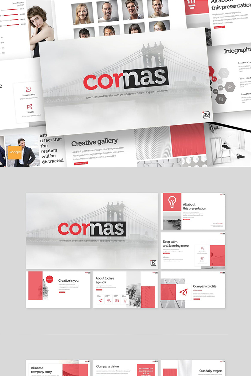 "Google Slides ""Cornas"" #89093"