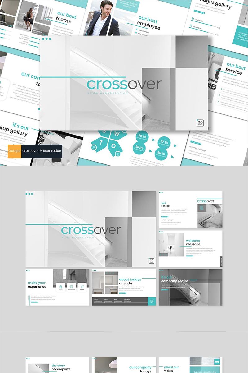 "Google Slides ""Crossover"" #89092"