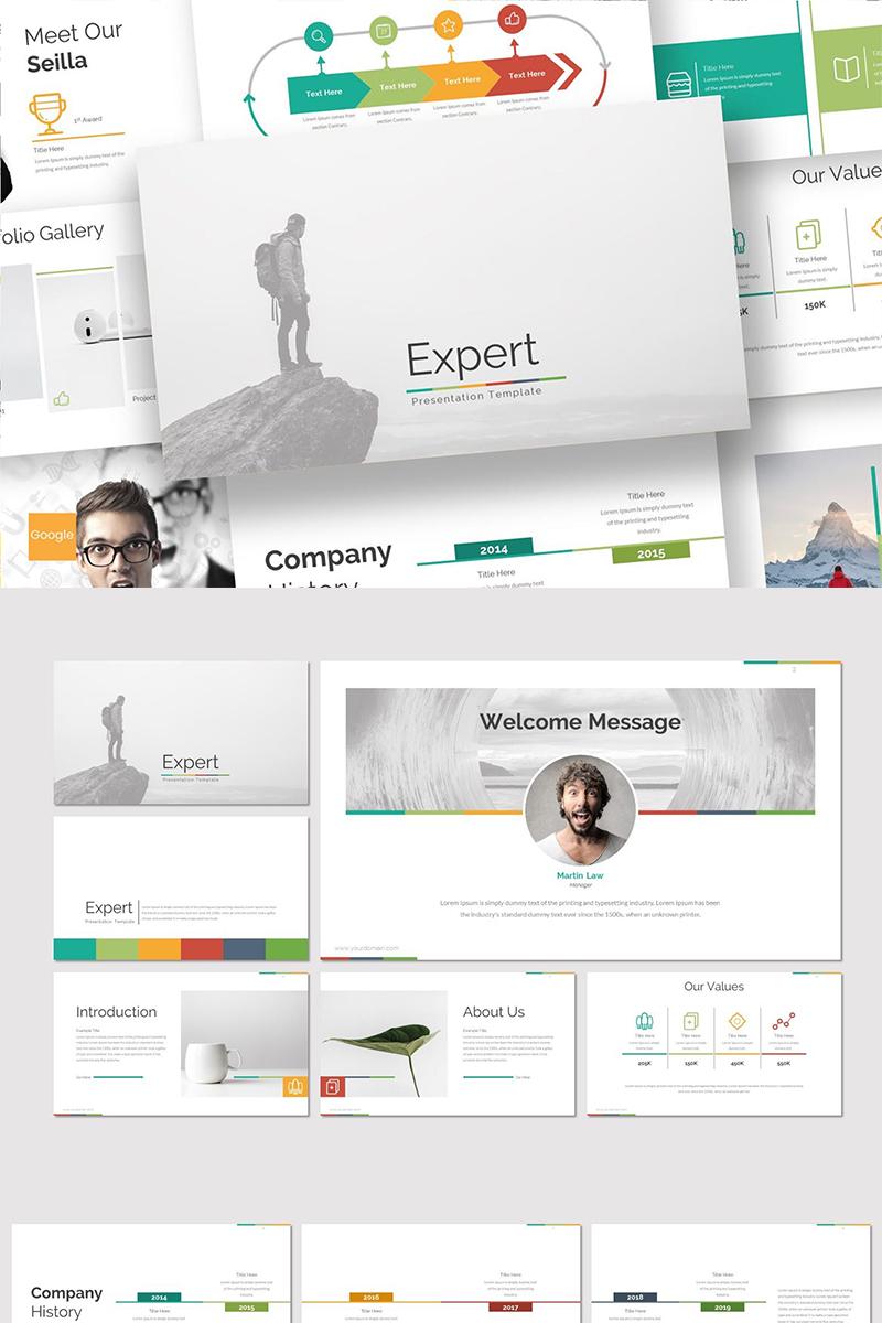 """Google Slides """"Expert"""" #89087"""
