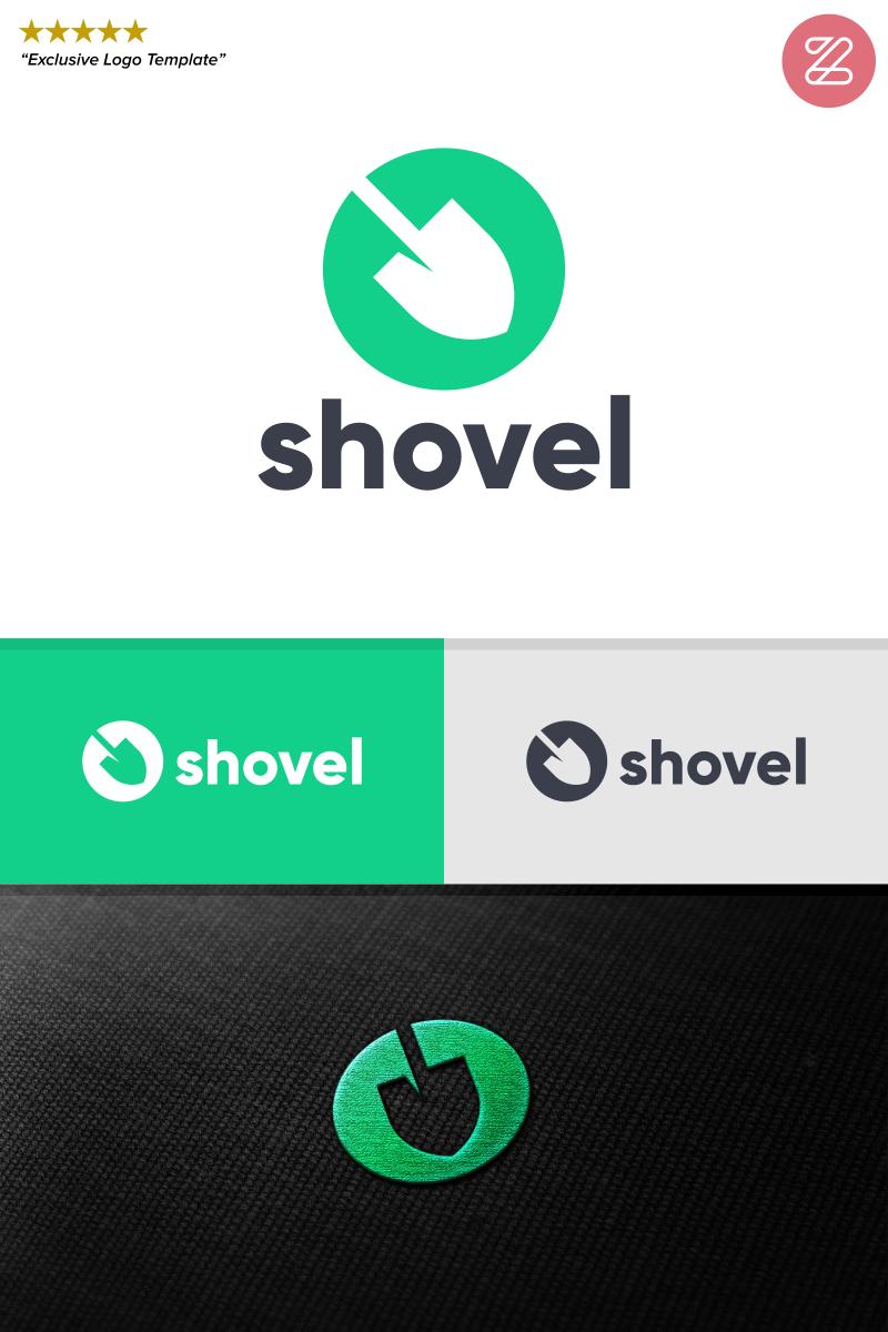 """Plantilla De Logotipo """"Shovel"""" #89040"""