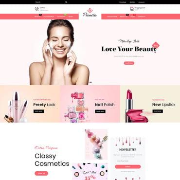 Купить  пофессиональные Shopify шаблоны. Купить шаблон #89163 и создать сайт.