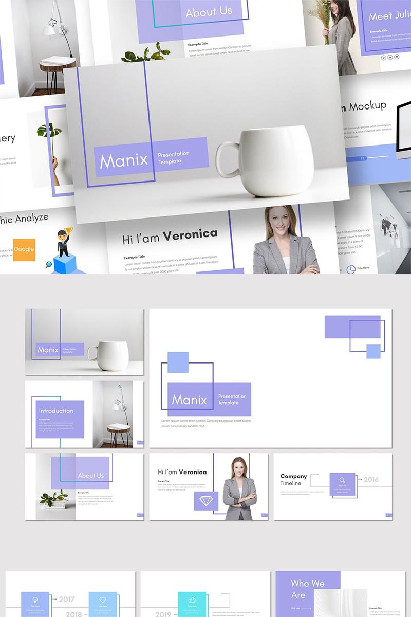 "Google Slides namens ""Manix"" #89153 - Screenshot"