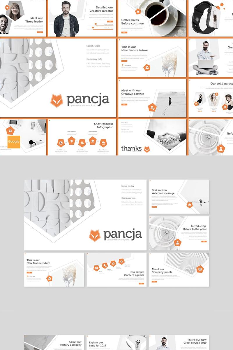 "Google Slides ""Pancja"" #89146"