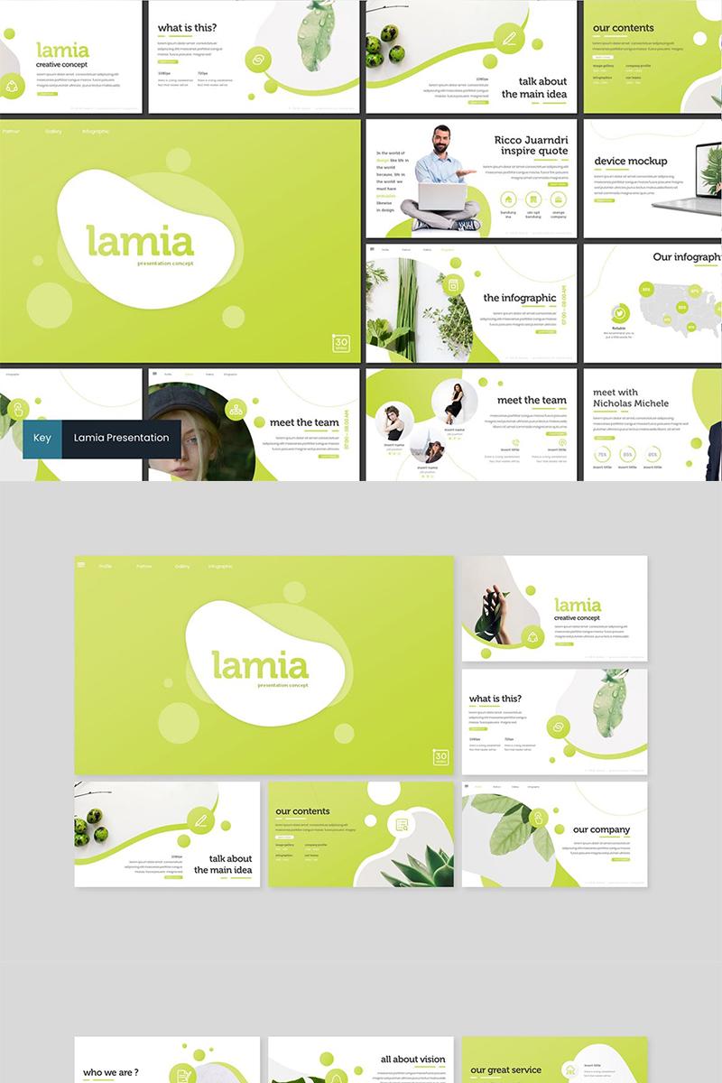"""Keynote Vorlage namens """"Lamia"""" #89109"""