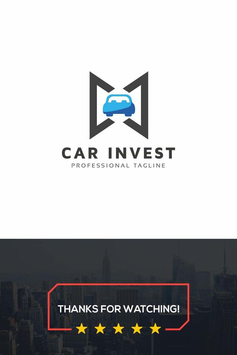 "Šablona logotypu ""Car Invest"" #89185"