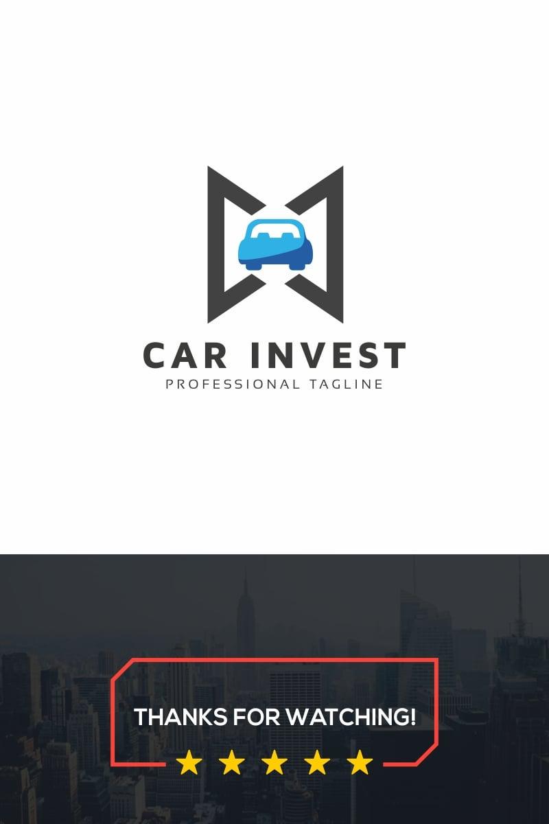 Szablon Logo Car Invest #89185