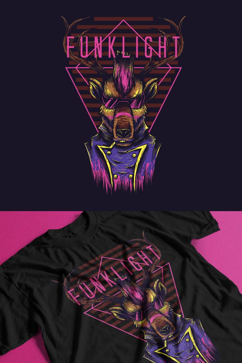 Funk Light T-shirt 89298