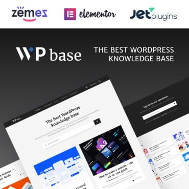 Купить  пофессиональные WordPress темы. Купить шаблон #89336 и создать сайт.