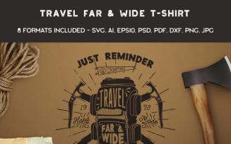 Travel Far & Wide