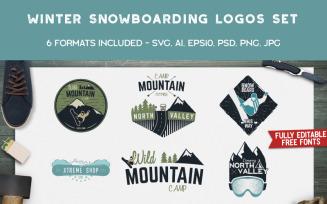 Winter Snowboard Designs