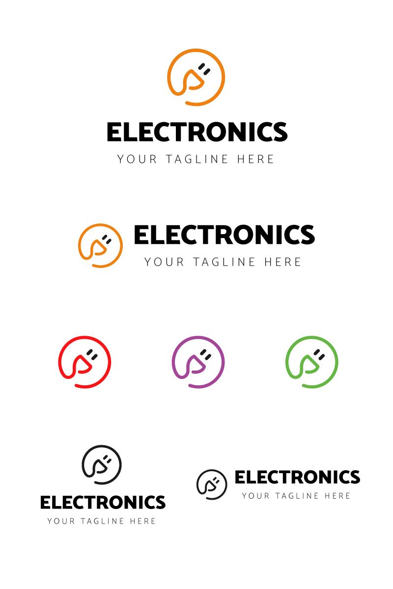 Electronics Logo Template - screenshot