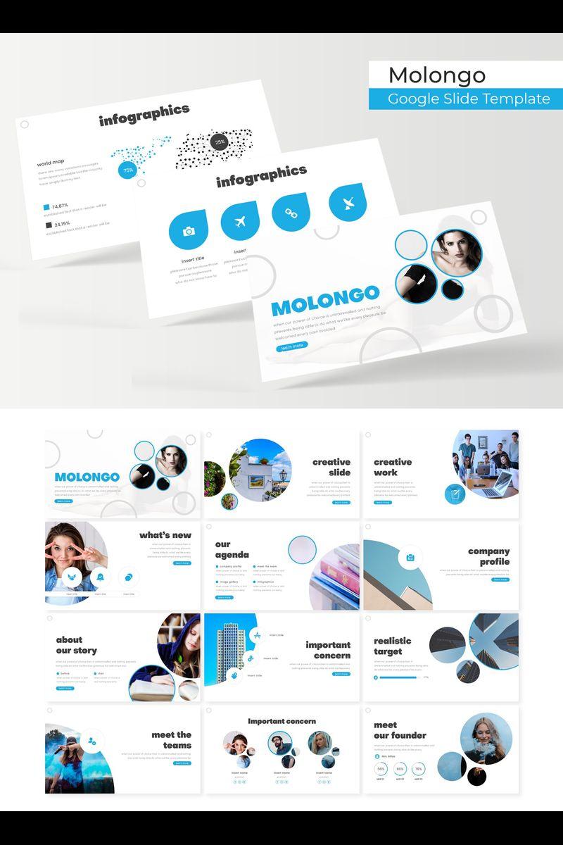 """Google Slides """"Molongo"""" #89395"""