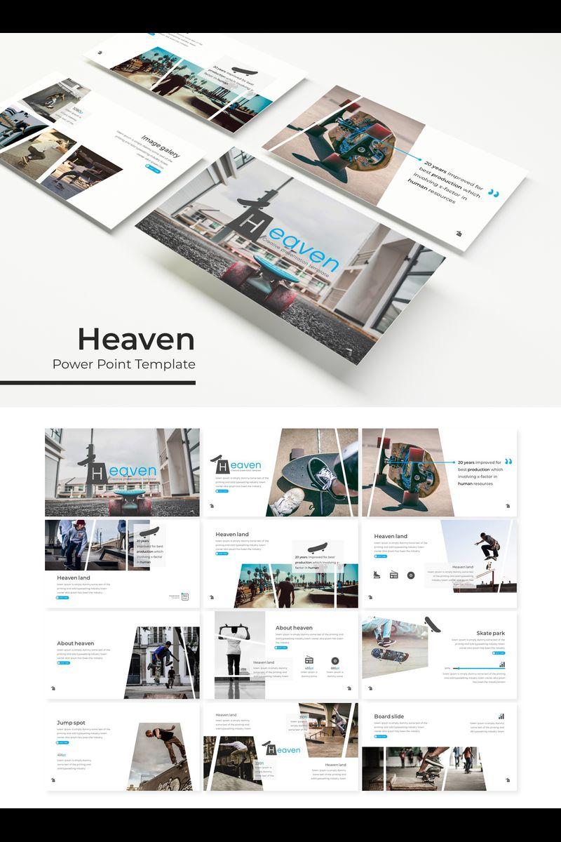 Heaven PowerPoint Template