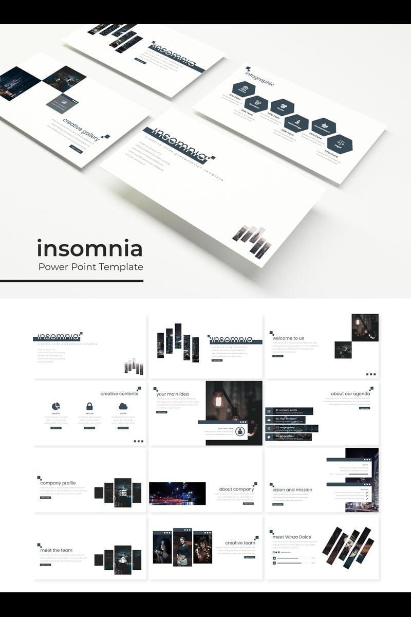 Insomnia Powerpoint #89371