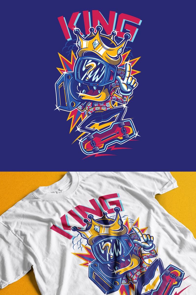 King T-Shirt #89347