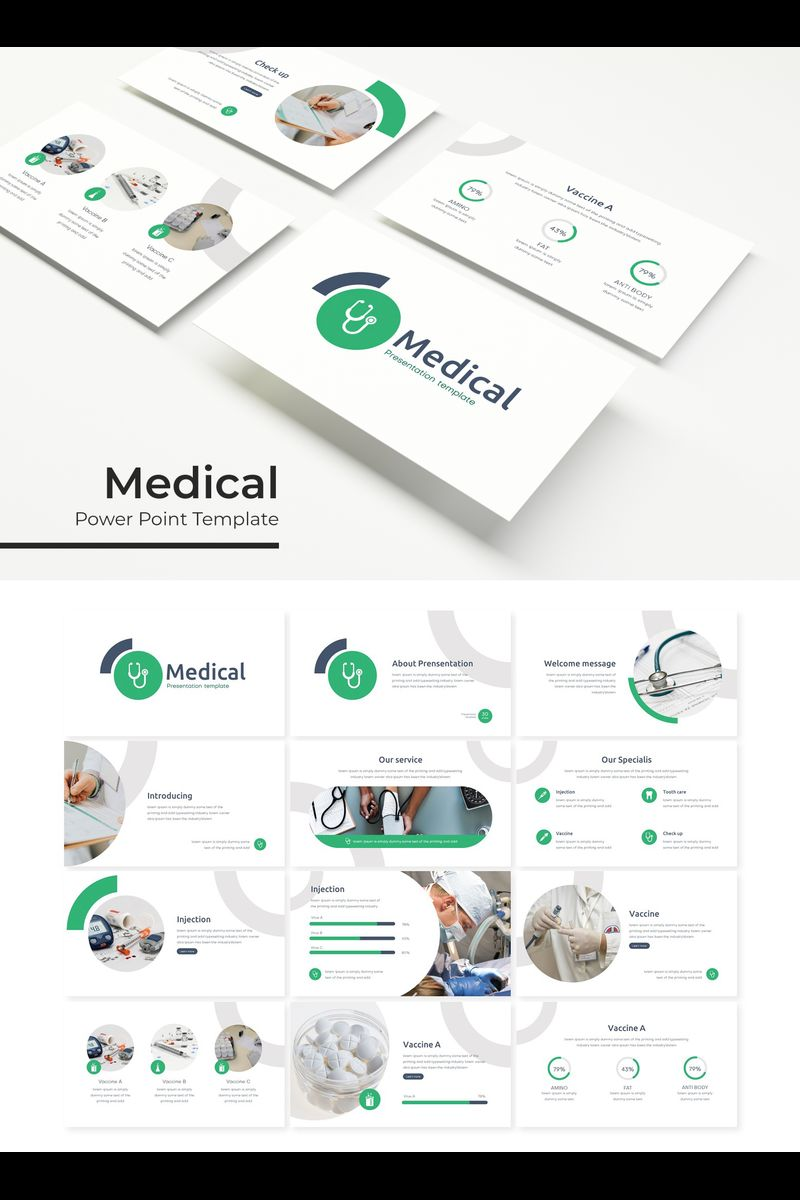 Medical Powerpoint #89370