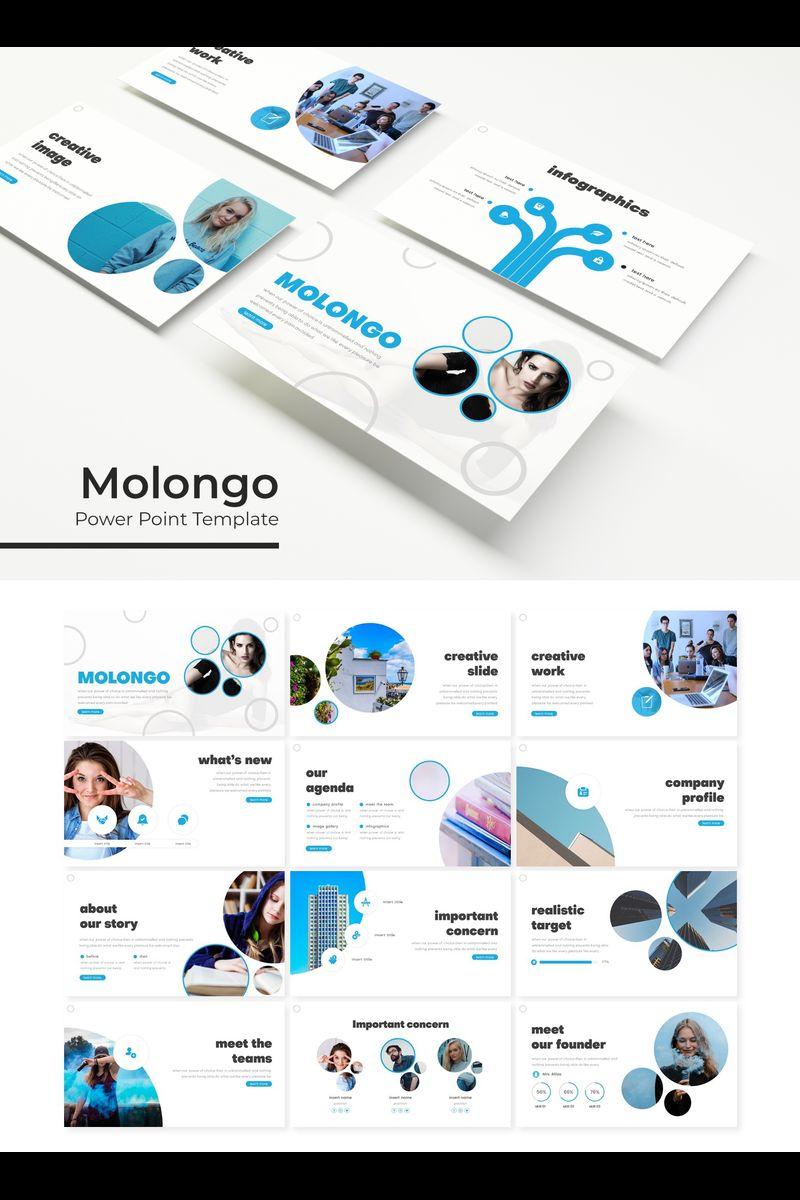 Molongo Template PowerPoint №89329