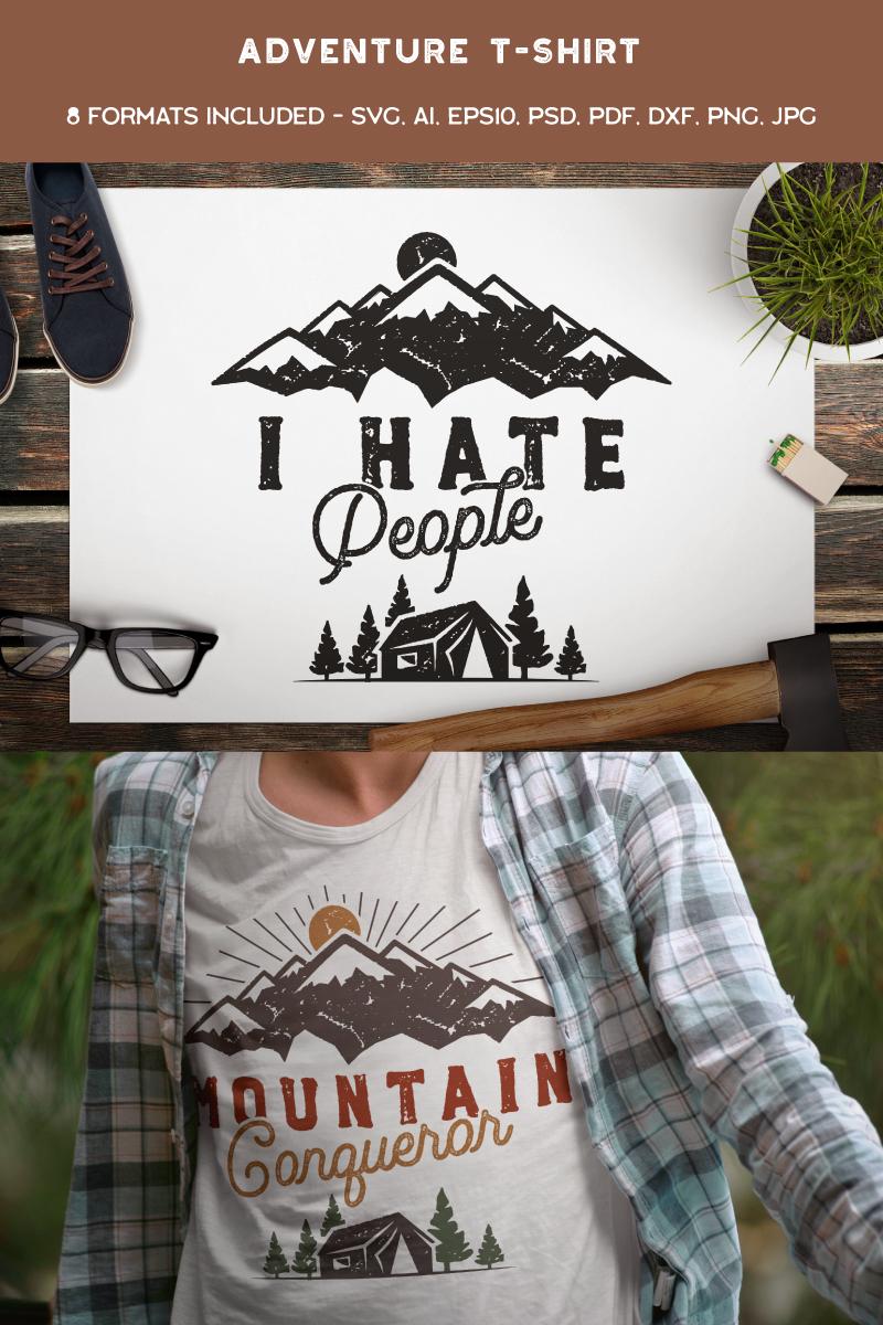 Mountain Conqueror, I Hate People №89338 - скриншот