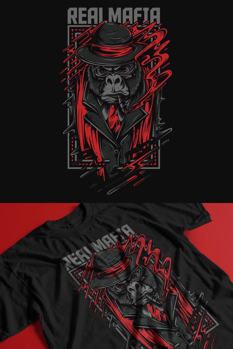 Real Mafia T-Shirt #89349