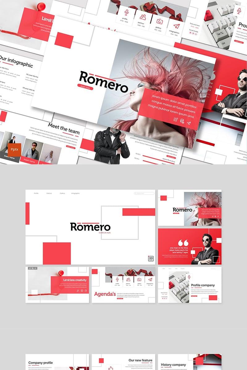 Romero PowerPoint Template