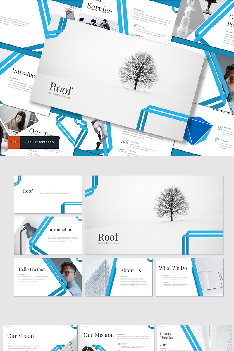 Roof Powerpoint #89368