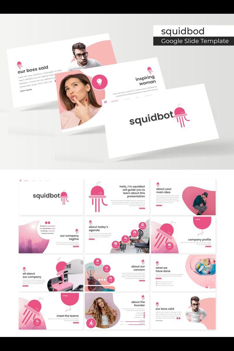 Squidbod Google Slides 89385