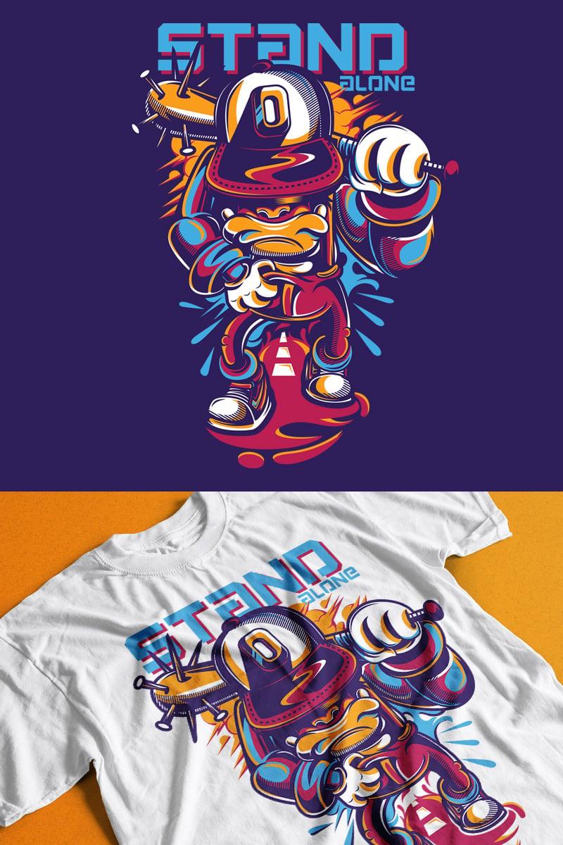 Stand T-Shirt #89350