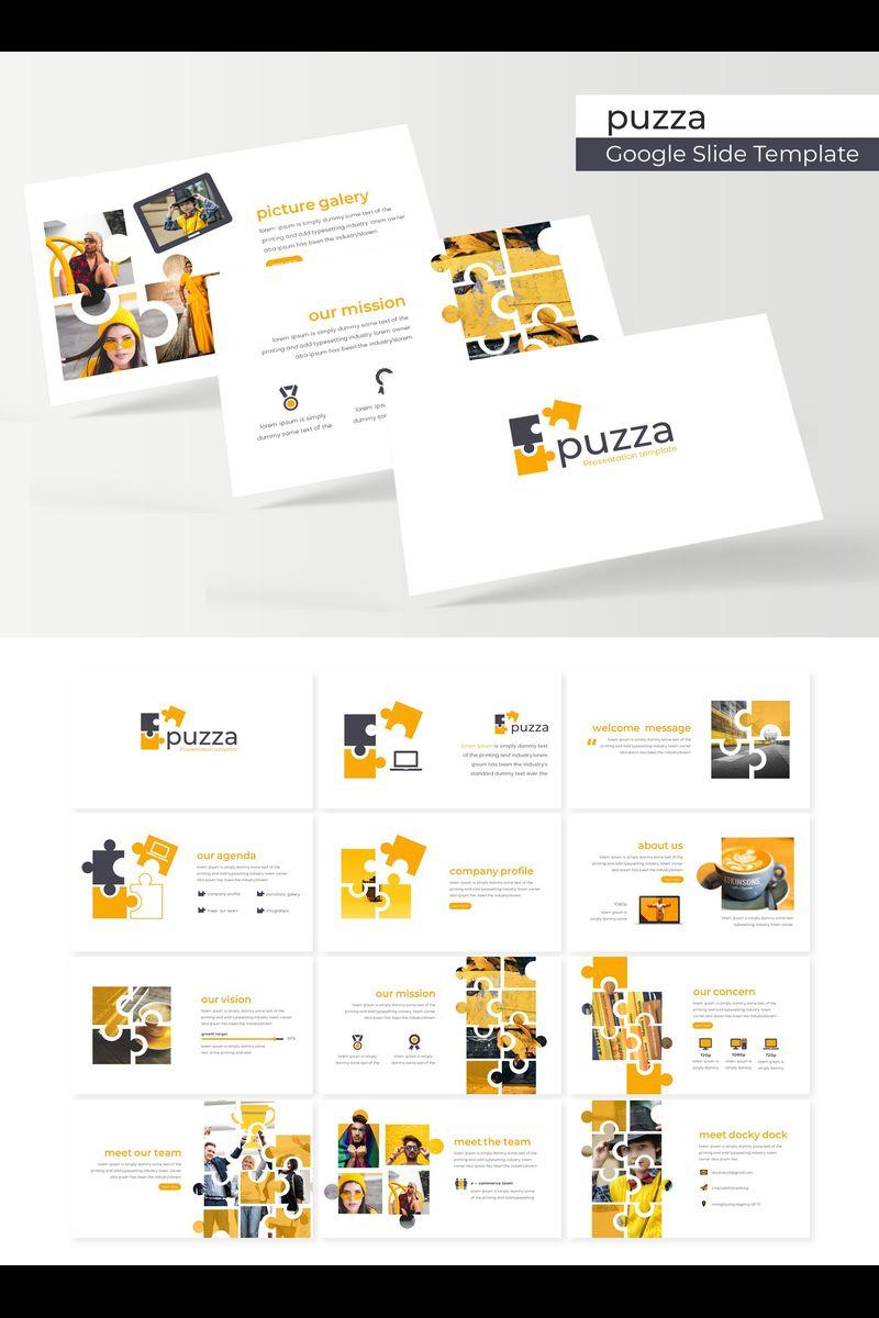 """Tema Google Slides #89391 """"Puzza"""""""