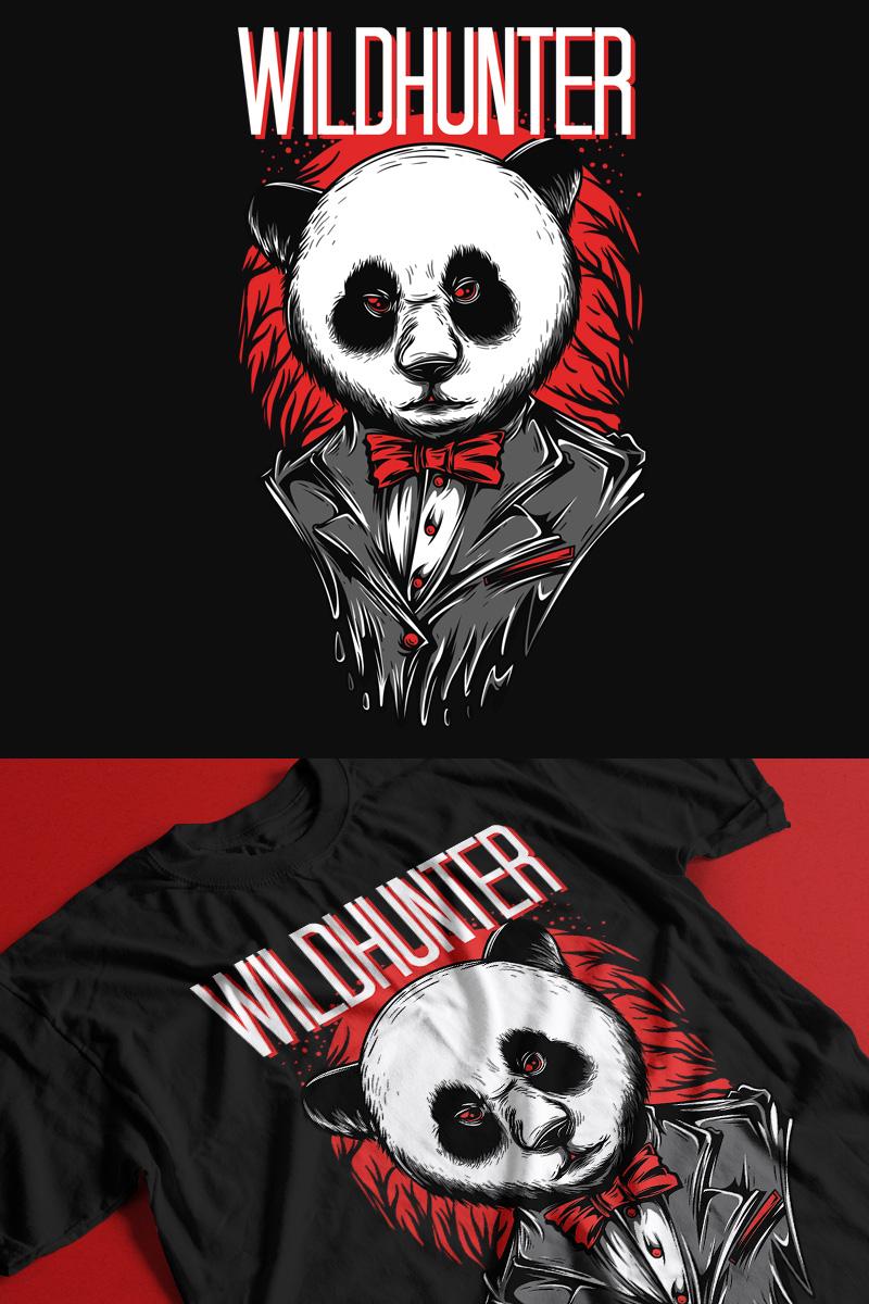 Wildhunter T-shirt - screenshot