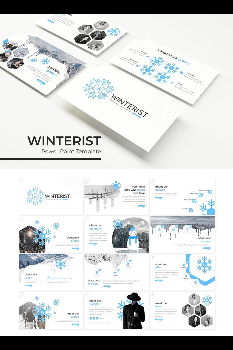 Winterist PowerPointmall #89313