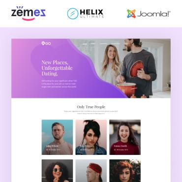 Купить  пофессиональные Joomla шаблоны. Купить шаблон #89422 и создать сайт.