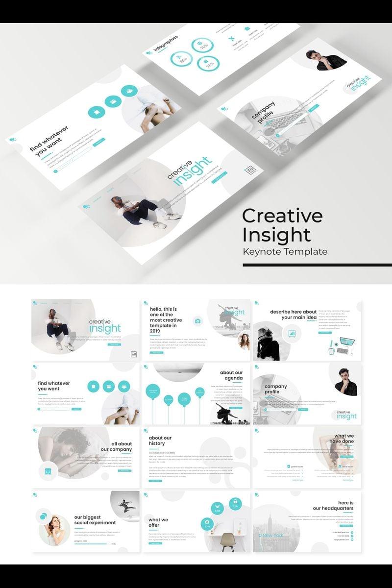 Creative Insight Keynote #89419