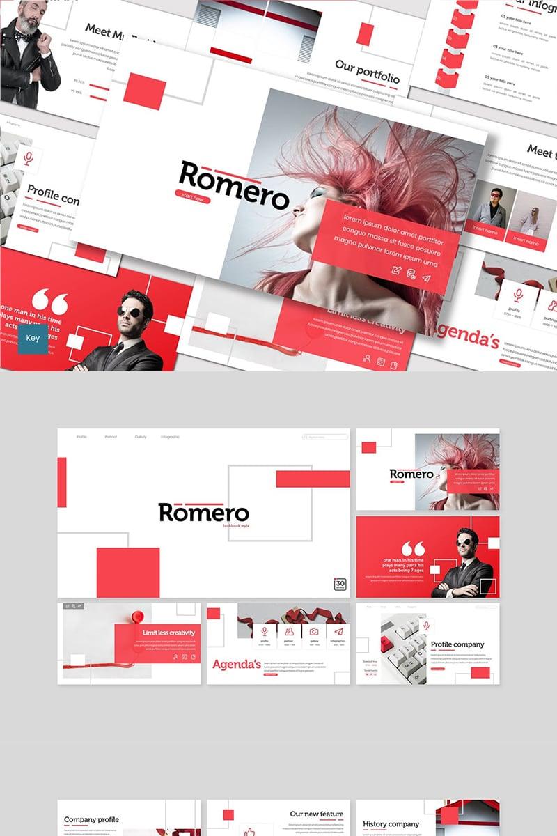 "Modello Keynote #89408 ""Romero"""