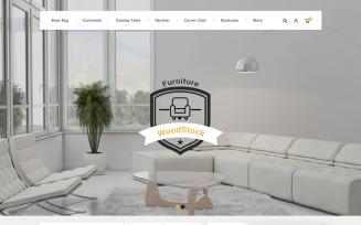 WoodStock - Home Decor Store PrestaShop Theme