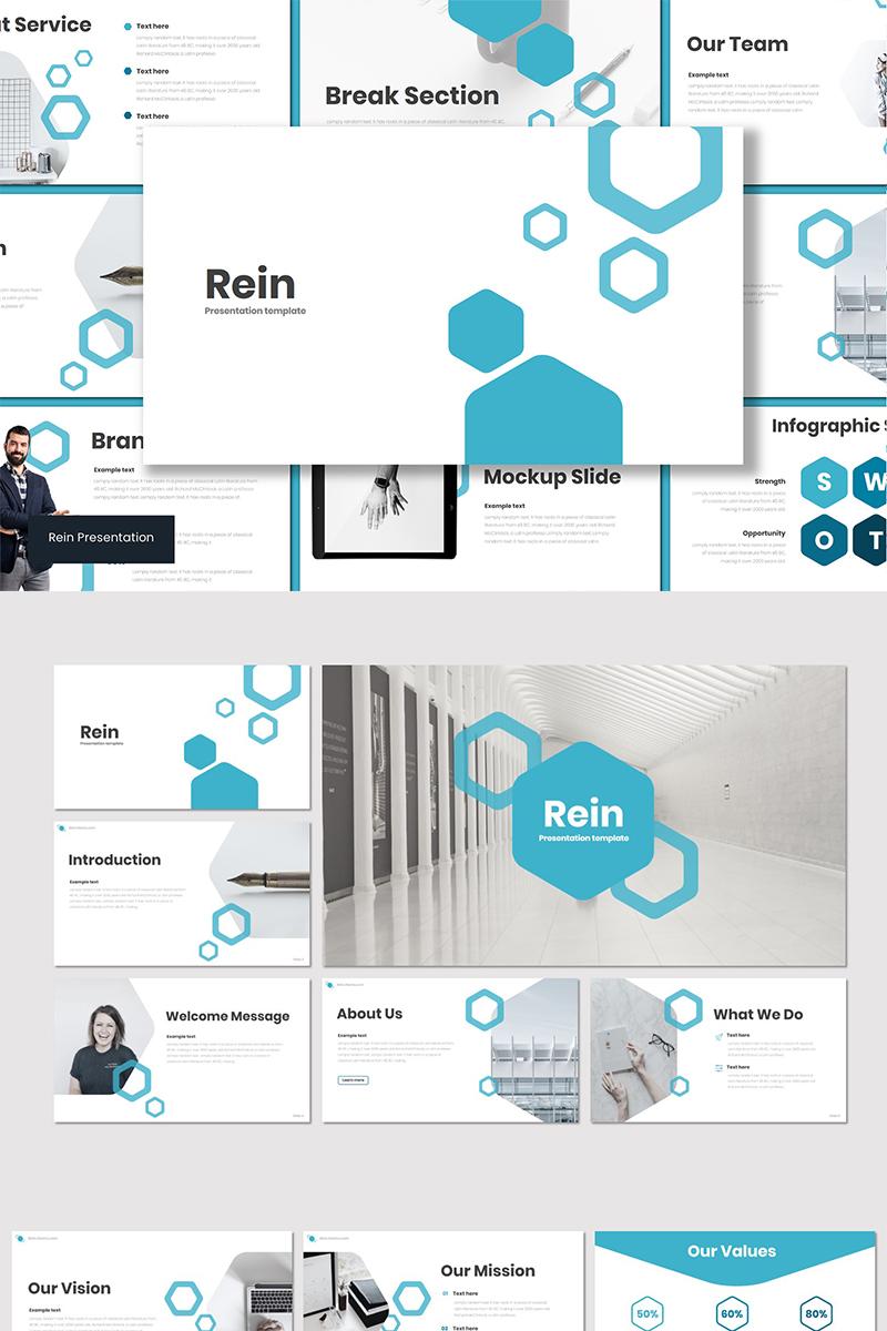"""Google Slides """"REIN"""" #89635"""