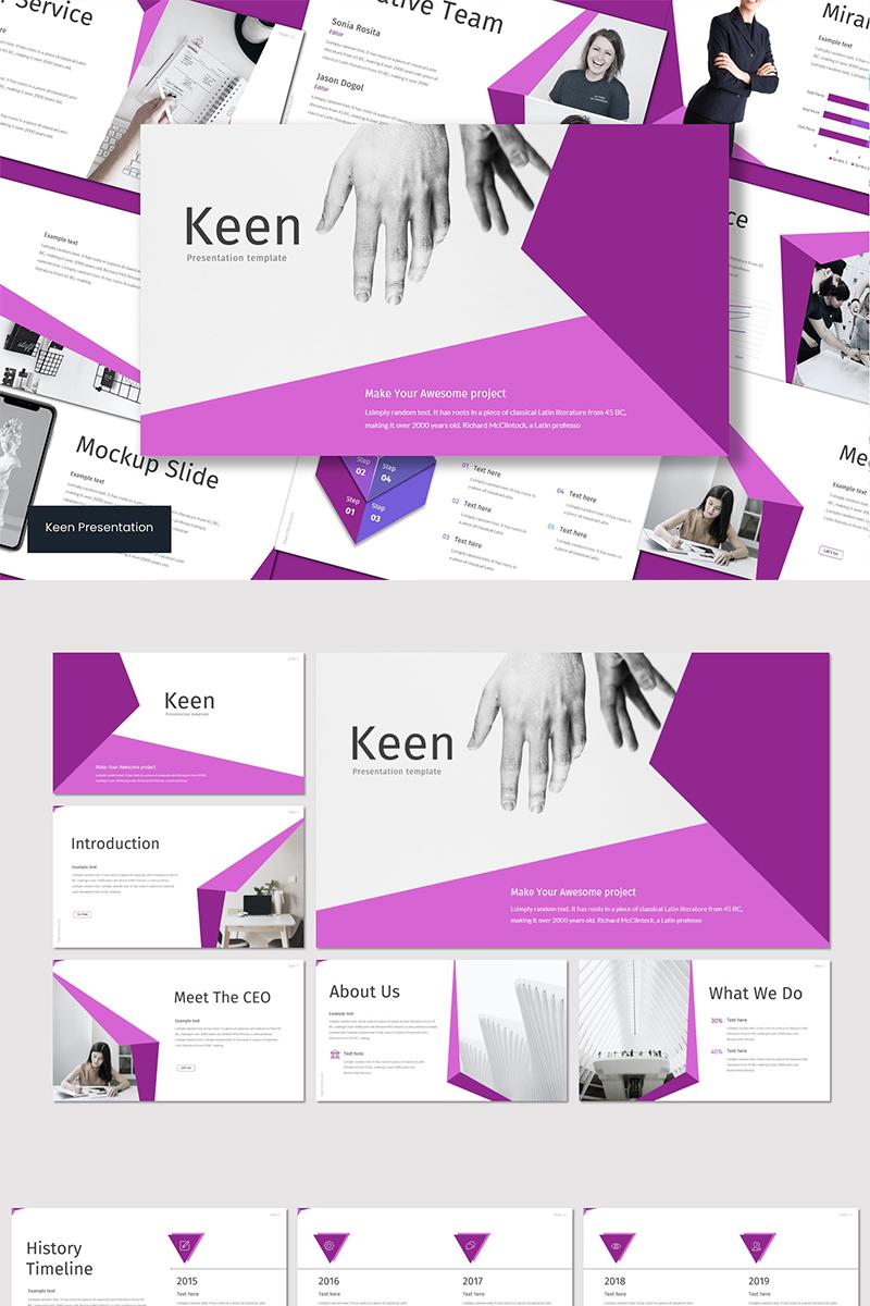 KEEN Google Slides #89649