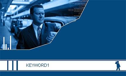 ADOBE Photoshop Template 973 Home Page Screenshot