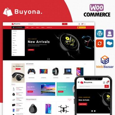 Купить  пофессиональные WooCommerce шаблоны. Купить шаблон #90158 и создать сайт.