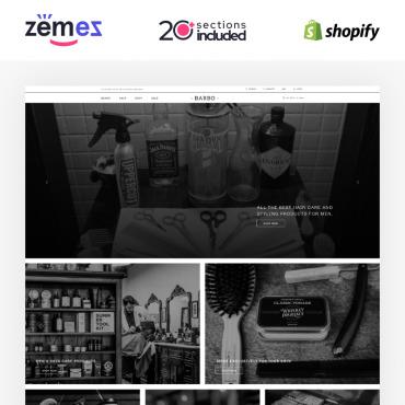 Купить  пофессиональные Shopify шаблоны. Купить шаблон #90217 и создать сайт.