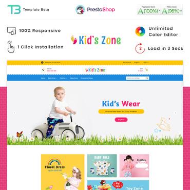 Купить  пофессиональные PrestaShop шаблоны. Купить шаблон #90274 и создать сайт.