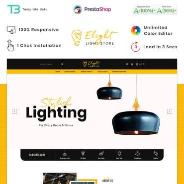 Купить  пофессиональные PrestaShop шаблоны. Купить шаблон #90414 и создать сайт.