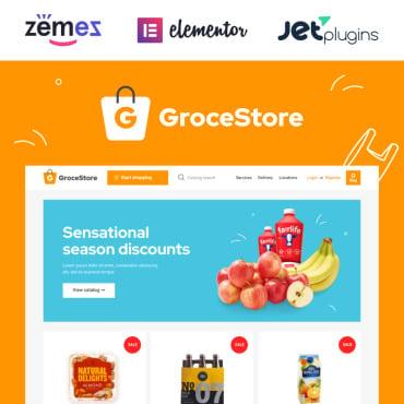 Купить  пофессиональные WooCommerce шаблоны. Купить шаблон #90498 и создать сайт.
