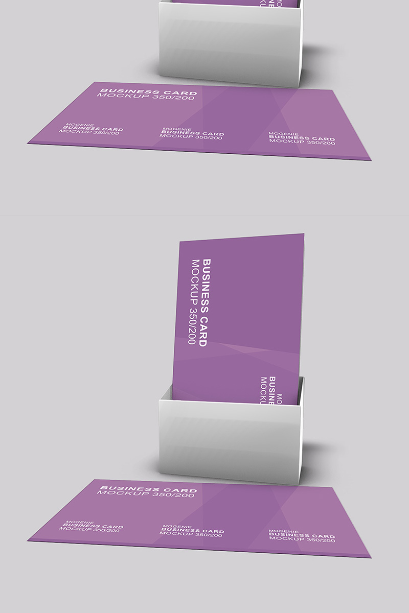 """""""Business Card"""" Product Mockup №90444"""